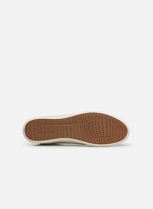 Sneakers Geox D MYRIA Wit boven