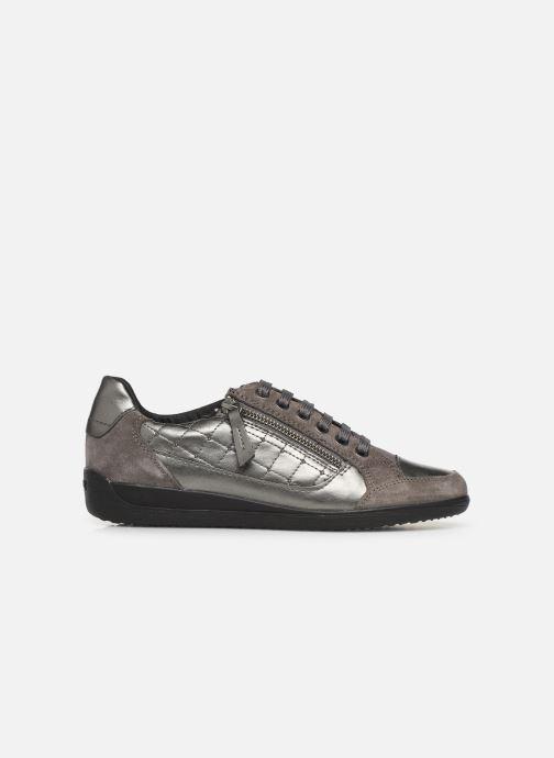 Sneakers Geox D MYRIA Grijs achterkant