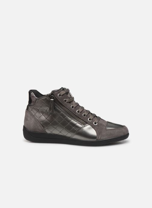 Trainers Geox D MYRIA Grey back view