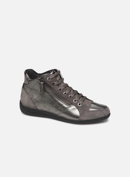 Sneakers Geox D MYRIA Grijs detail