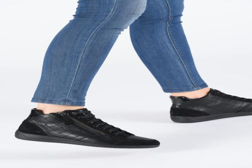Sneakers Geox D MYRIA  2 Bruin onder