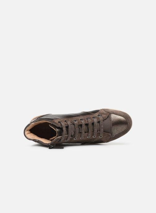 Sneakers Geox D MYRIA  2 Bruin links