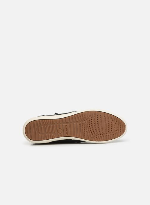 Sneakers Geox D MYRIA 3 Zwart boven