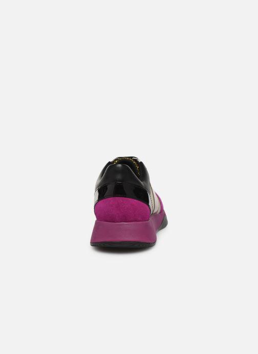 Baskets Geox D SUZZIE Multicolore vue droite