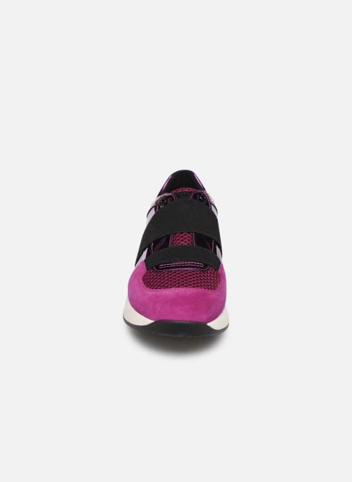 Trainers Geox D SUZZIE Pink model view
