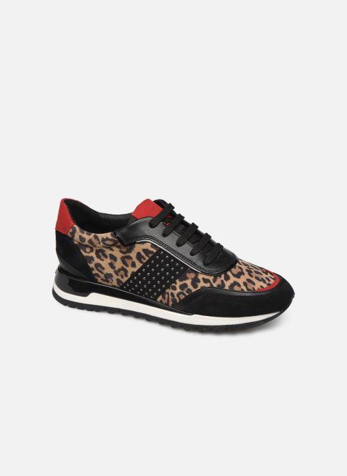 Sneakers Geox D TABELYA Multicolor detail