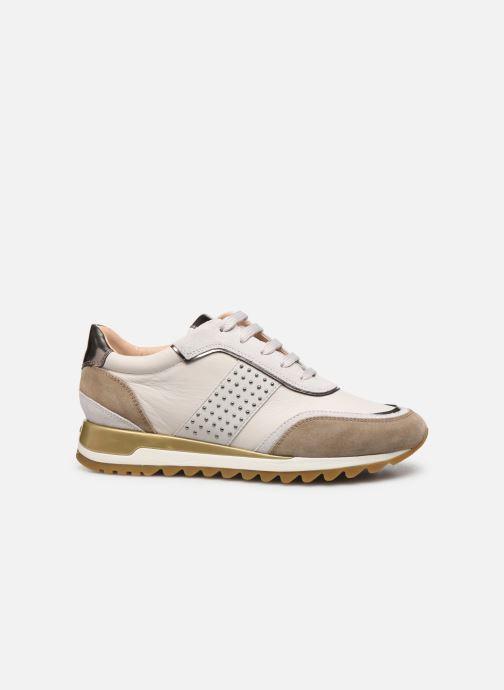 Sneaker Geox D TABELYA beige ansicht von hinten