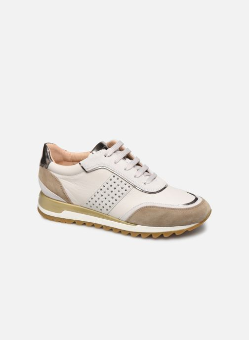 Sneaker Geox D TABELYA beige detaillierte ansicht/modell