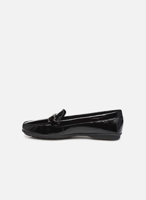 Loafers Geox D ELIDIA Black front view