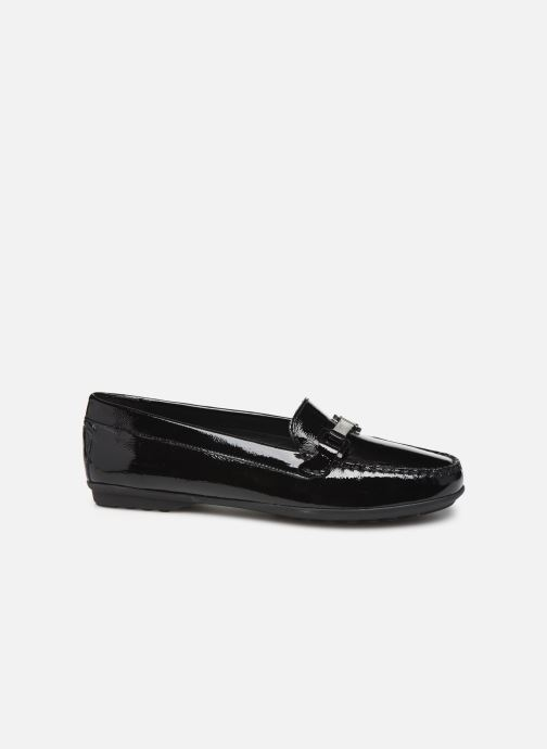Loafers Geox D ELIDIA Black back view