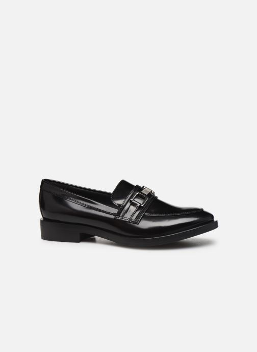 Loafers Geox DONNA BROGUE Black back view