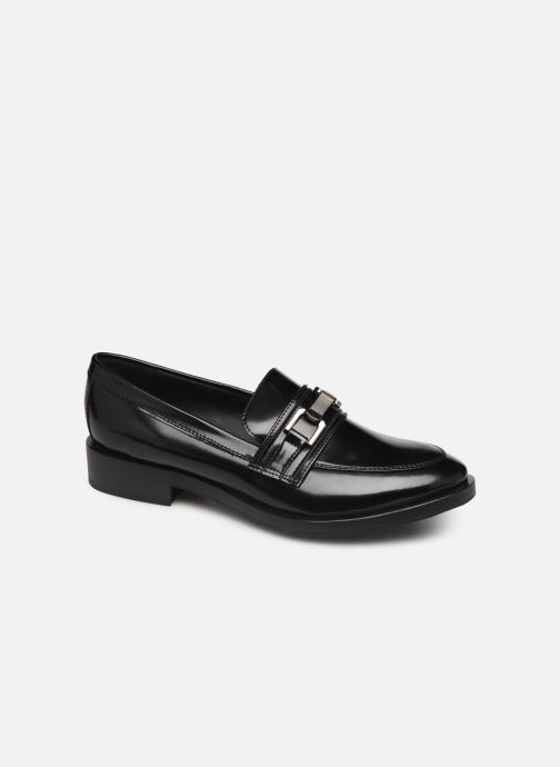 Loafers Geox DONNA BROGUE Black detailed view/ Pair view