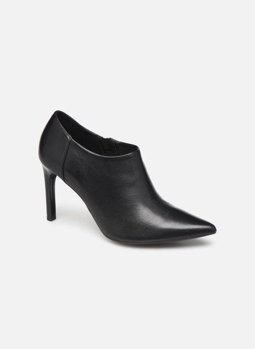Bottines et boots Geox D FAVIOLA Noir vue détail/paire