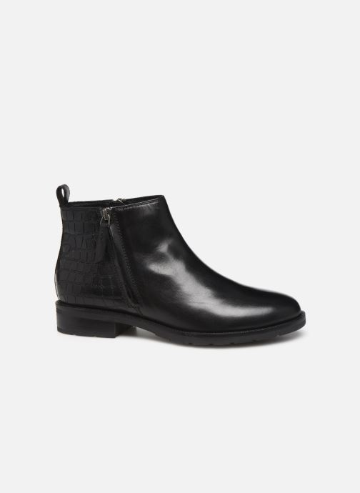 Ankle boots Geox D BETTANIE 3 Black back view