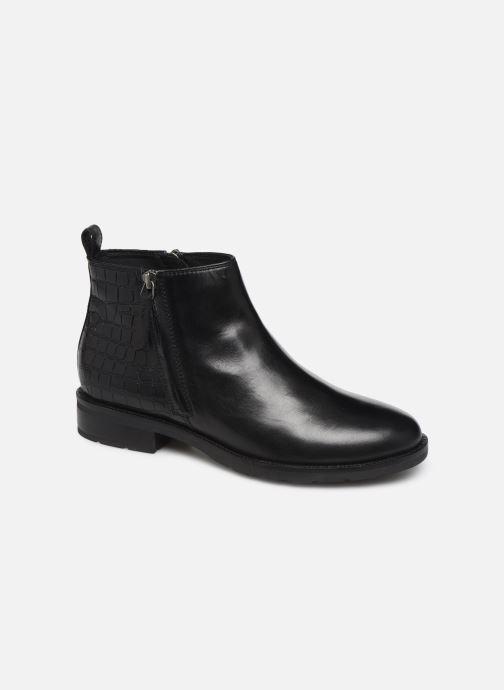 Bottines et boots Geox D BETTANIE 3 Noir vue détail/paire