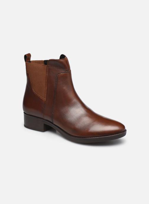 Stiefeletten & Boots Geox D FELICITY braun detaillierte ansicht/modell