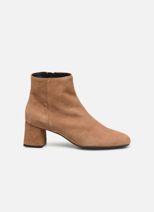 Stiefeletten & Boots Geox D SEYLA beige ansicht von hinten