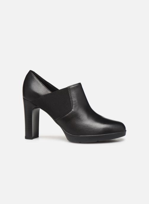 Bottines et boots Geox D ANNYA HIGH Noir vue derrière