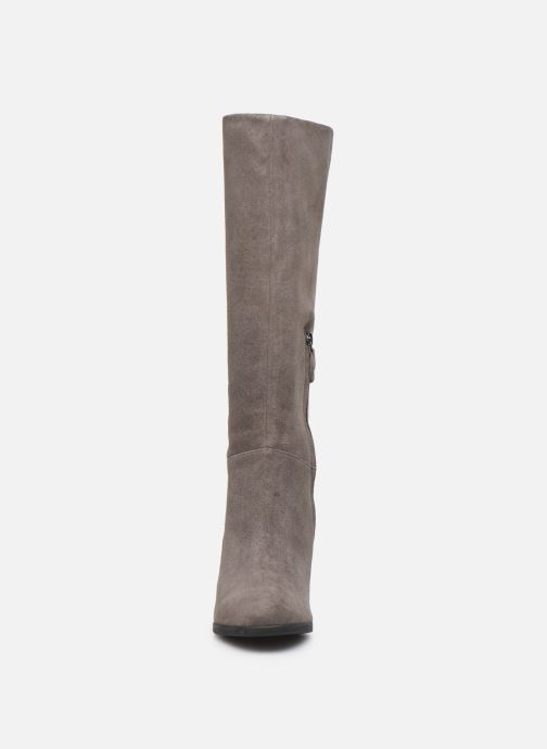 Boots & wellies Geox D CALINDA MID Grey model view
