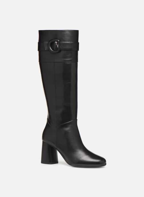Boots & wellies Geox D CALINDA MID Black detailed view/ Pair view