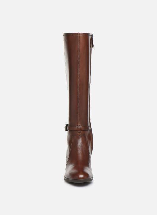 Laarzen Geox D GLYNNA Bruin model