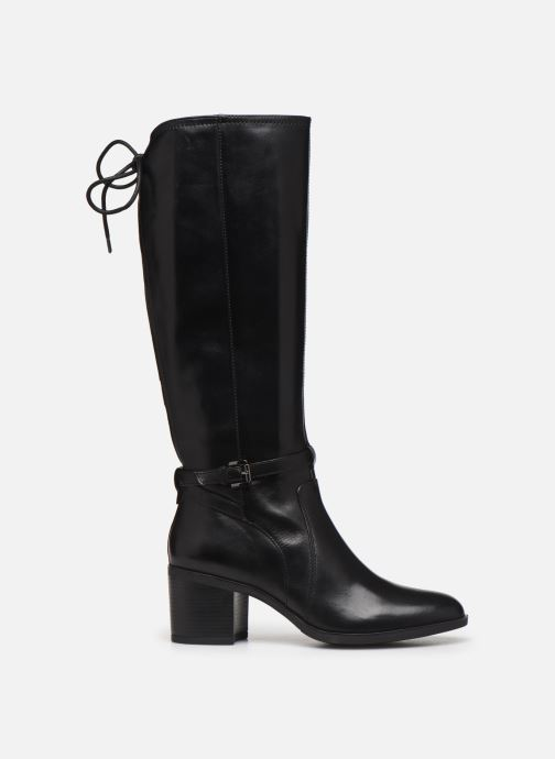 Boots & wellies Geox D GLYNNA Black back view