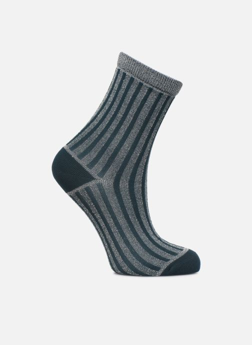Socks & tights Pieces Chaussettes Illy Blue detailed view/ Pair view
