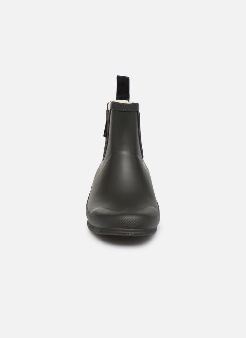 Bottines et boots Tretorn Eva Lag C Noir vue portées chaussures