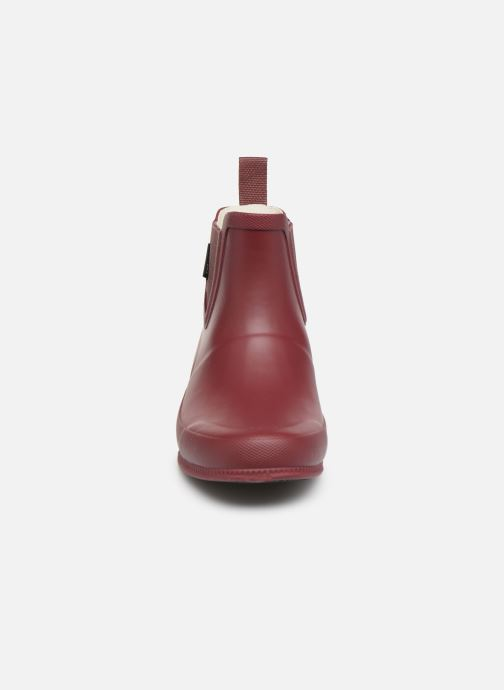 Bottines et boots Tretorn Eva Lag C Marron vue portées chaussures
