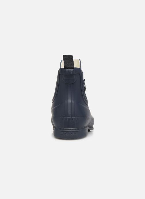 Bottines et boots Tretorn Eva Lag C Bleu vue droite