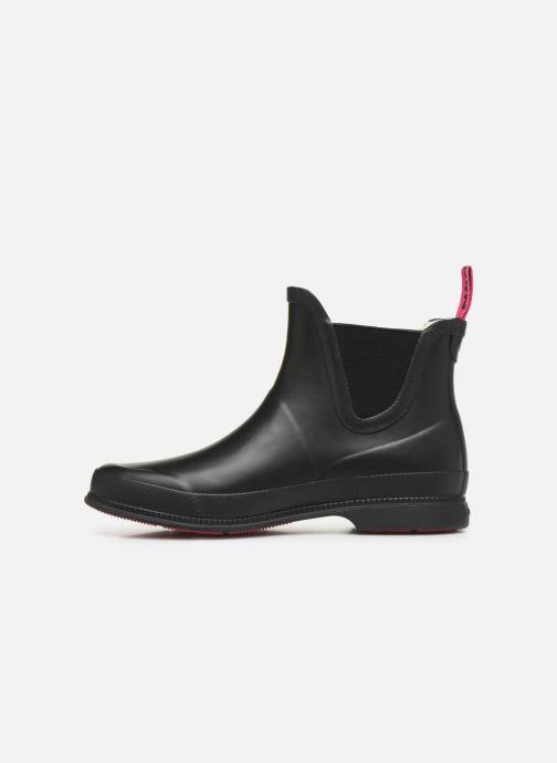 Bottines et boots Tretorn Eva Lag C Noir vue face