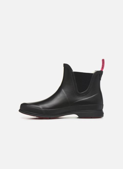 Boots en enkellaarsjes Tretorn Eva Lag C Zwart voorkant