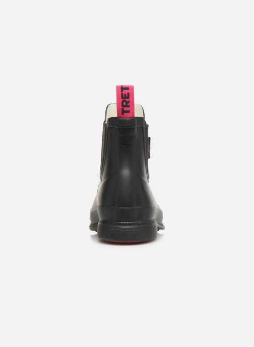 Boots en enkellaarsjes Tretorn Eva Lag C Zwart rechts