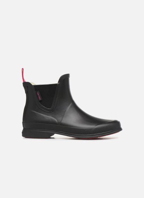 Bottines et boots Tretorn Eva Lag C Noir vue derrière