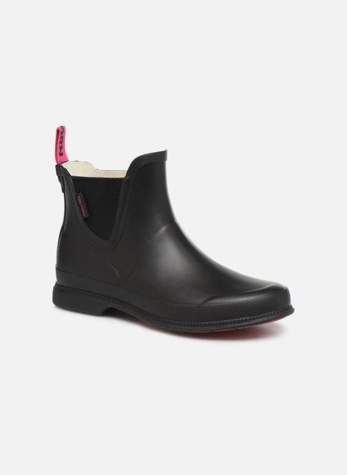 Boots en enkellaarsjes Tretorn Eva Lag C Zwart detail