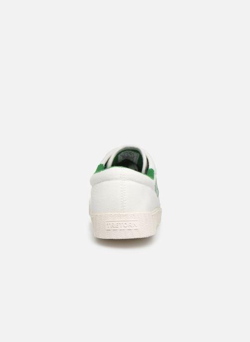 Sneakers Tretorn Nylite W C Wit rechts
