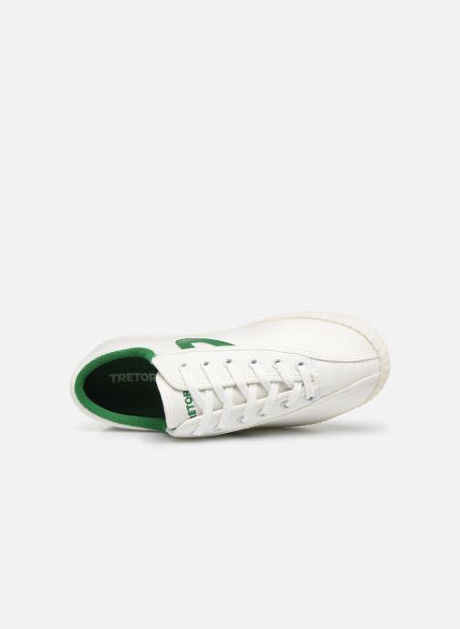 Sneakers Tretorn Nylite W C Wit links