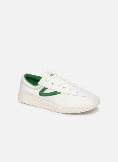 Sneakers Tretorn Nylite W C Wit detail