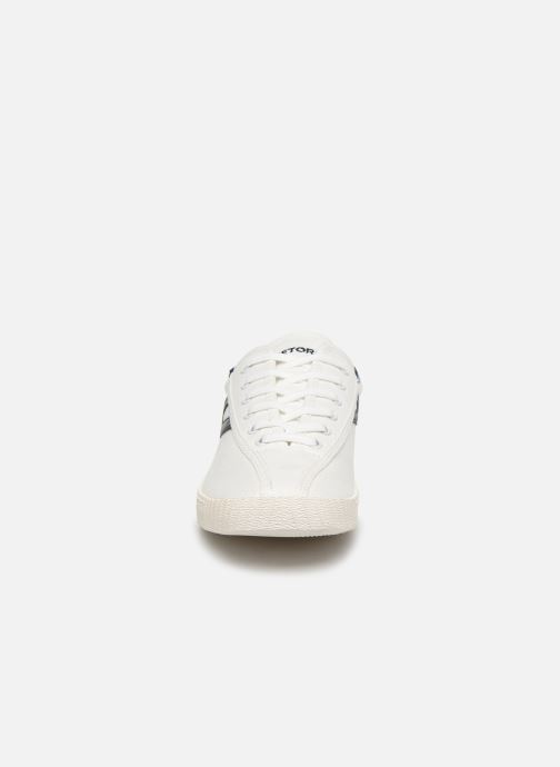 Trainers Tretorn Nylite W C White model view