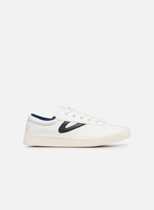 Trainers Tretorn Nylite W C White back view