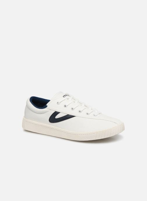 Trainers Tretorn Nylite W C White detailed view/ Pair view