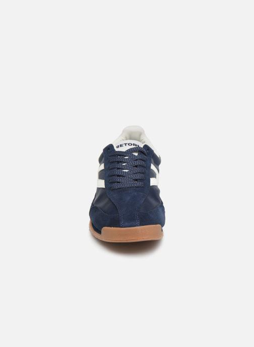 Baskets Tretorn Rawlins 2 C Bleu vue portées chaussures