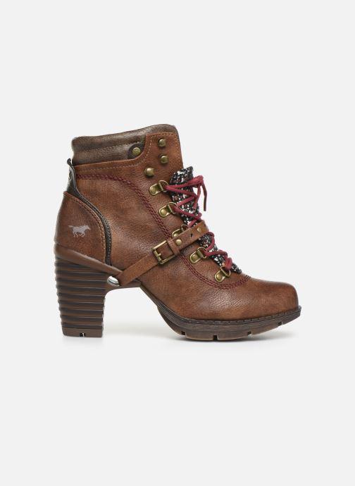 Bottines et boots Mustang shoes Cornflower Marron vue derrière