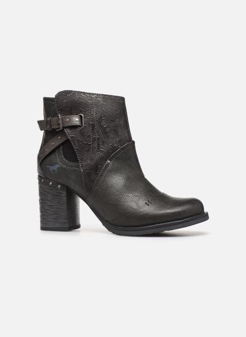 Bottines et boots Mustang shoes Jeda Gris vue derrière