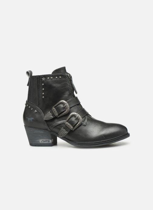 Bottines et boots Mustang shoes Laupen Gris vue derrière