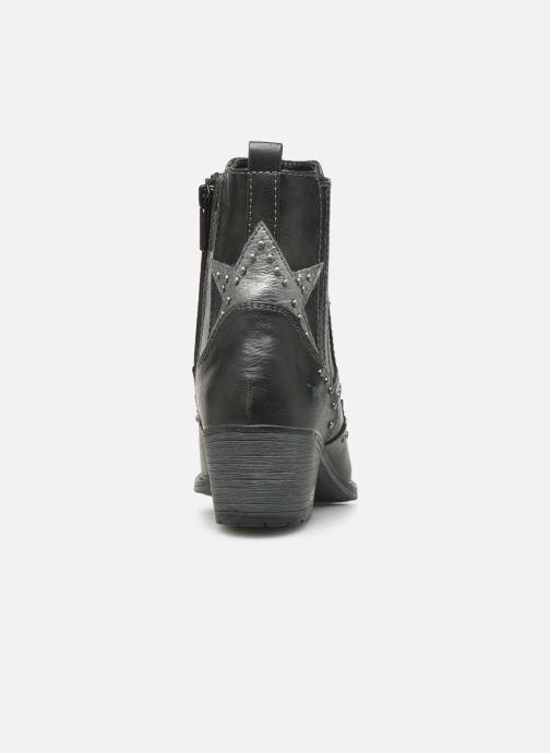 Bottines et boots Mustang shoes Sapleb Gris vue droite