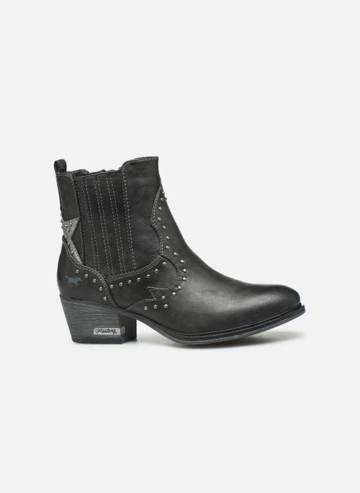 Bottines et boots Mustang shoes Sapleb Gris vue derrière