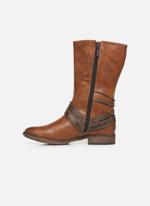 Bottes Mustang shoes Gillis Marron vue face