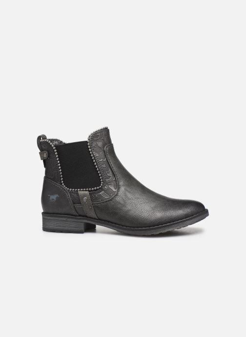 Bottines et boots Mustang shoes Guylain Gris vue derrière