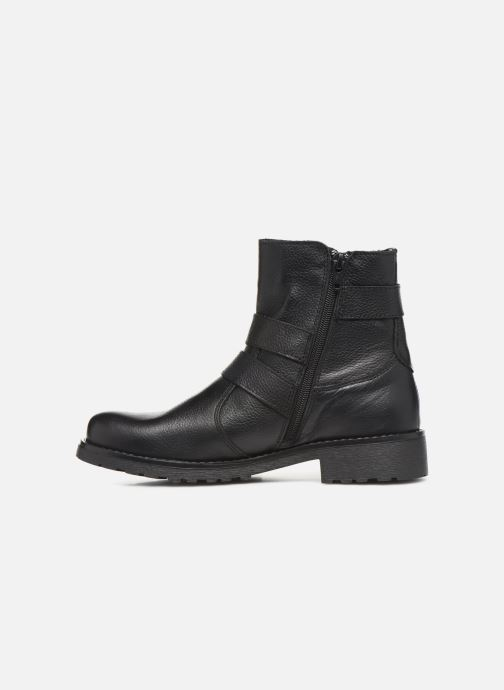 Bottines et boots Mustang shoes Kelyan Noir vue face
